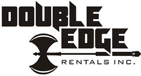 Aerial, Compaction, Earthmoving Equipment Rentals & More! | Lloydminster, Alberta | Double Edge Rentals