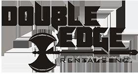 Aerial, Compaction, Earthmoving Equipment Rentals & More! | Lloydminster, Alberta | Double Edge Rentals